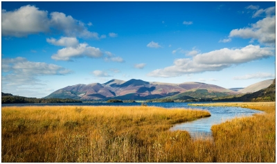 Skiddaw From Chinese Bridge - 16