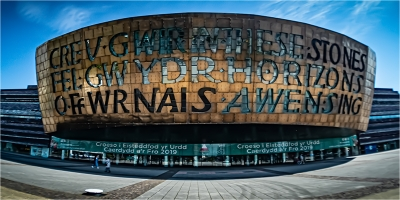 Welsh national theatre  -18 C1 R4