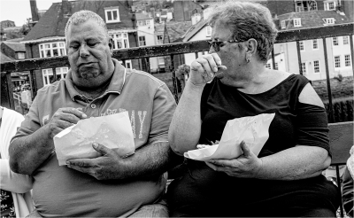 2 Just luvin' fish and chips