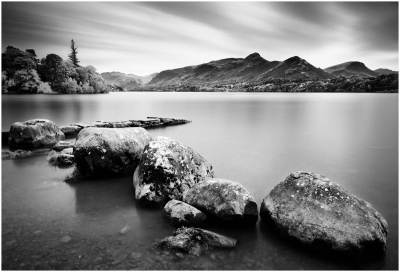 Cat Bells From The Old Landing Stage -19