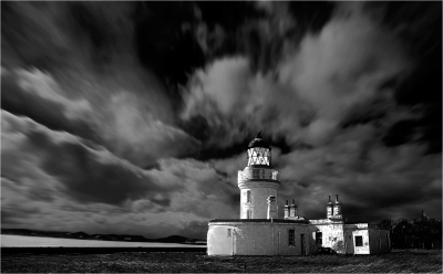 The Lighthouse at Fortrose