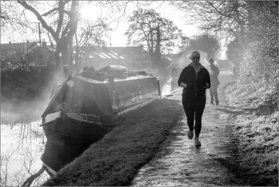 2 Towpath Runner