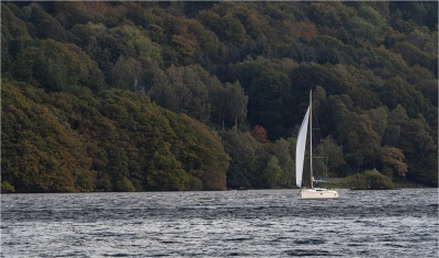 2 Sailing on Windemere