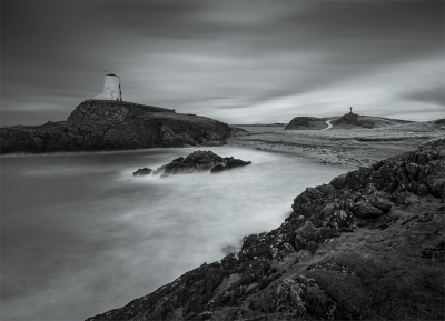 1 Lighthouse And Cross