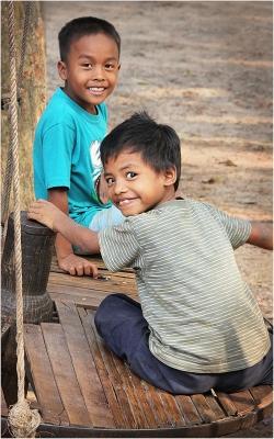 Cambodian Boys 4