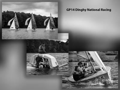 GP14 Dinghy National Racing 1Score 44