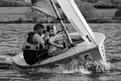 GP14 Dinghy National Racing 4