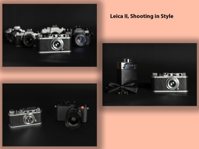Leica II, Shooting in Style 1Score 56