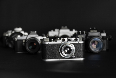 Leica II, Shooting in Style 2