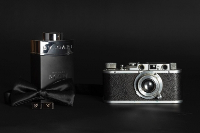 Leica II, Shooting in Style 3