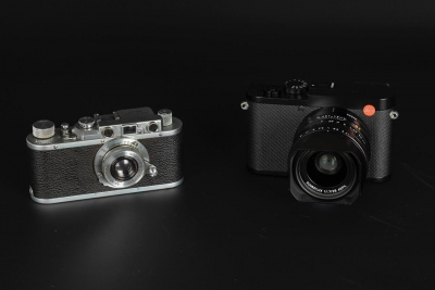 Leica II, Shooting in Style 4