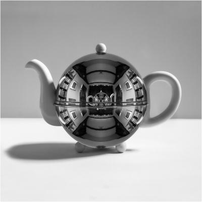 Art Deco Teapot - 19