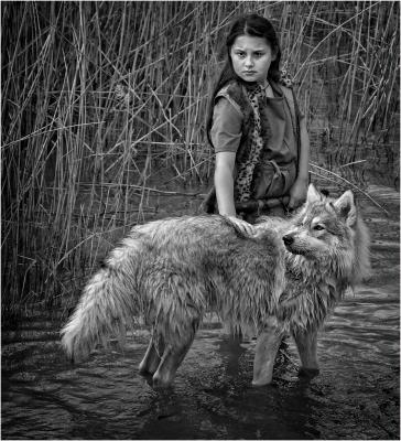 1 Wolf Girl