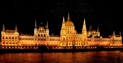 Parlament Building Budapest