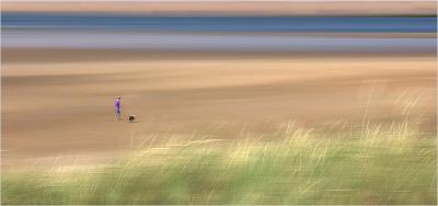 9 Walk on the Beach