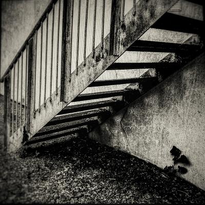 Iron Staircase 39