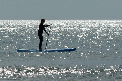 The Paddle Boarder 32