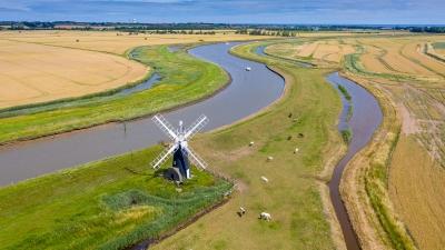 Windmill on the Broads 37