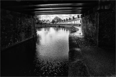 davis st cottages  Caldon canal