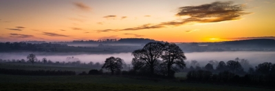 Sunset Mist, Whitmore Valley