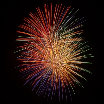 64 Limone Fireworks, Northern Italy