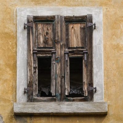 Old House, Tenno, Northern Italy-1