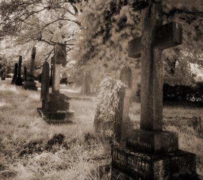 Eccleshall Grave Stones
