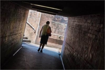 Braving The Subway